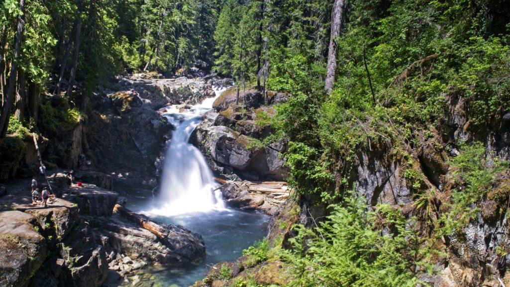 walupt creek falls