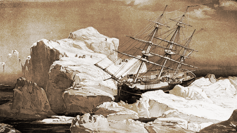 The Search for the Franklin Expedition About to Start New Season