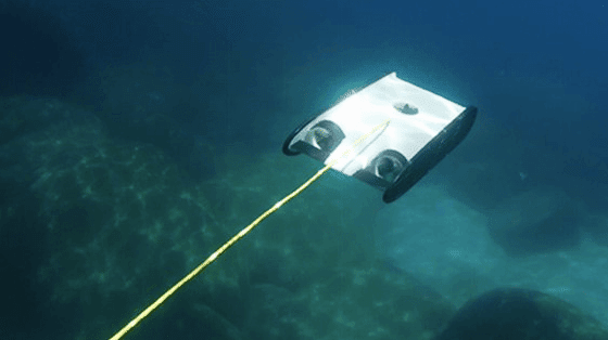 Underwater Drones Making Deep Sea Citizen Scientist