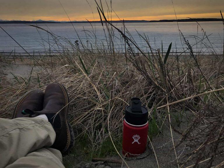 Relaxing Sunrise