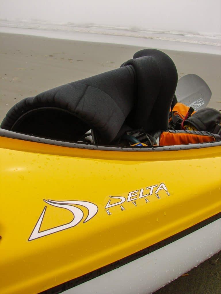 Cockpit of Delta