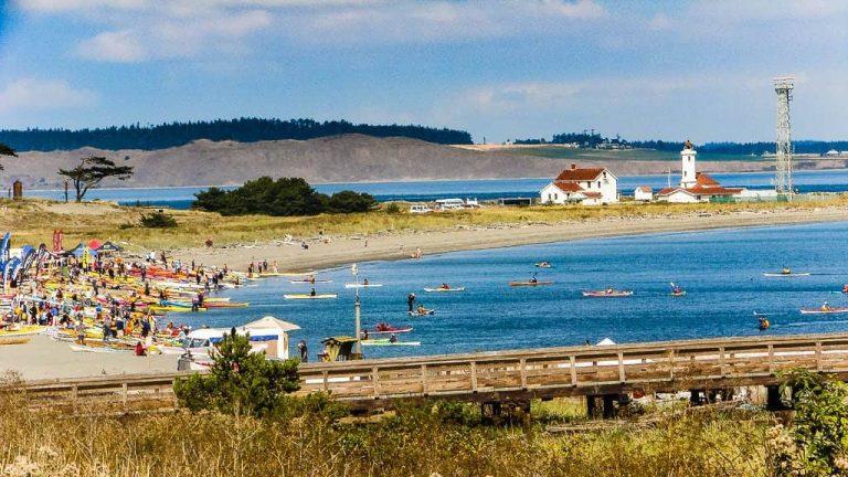 West Coast Sea Kayak Symposium