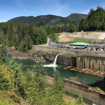 Cowlitz Falls Dam