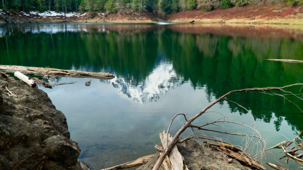 Mt. Washington Reflection