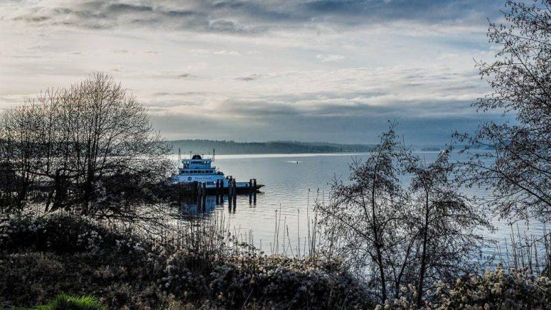 Steilacoom Dock