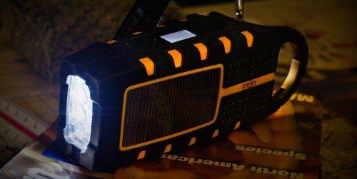 Eton Scorpion Solar Weather Radio